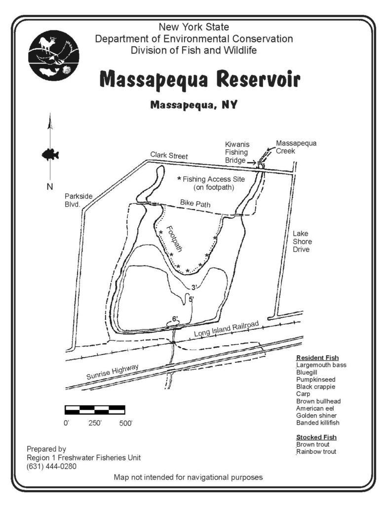 massapequa reservoir