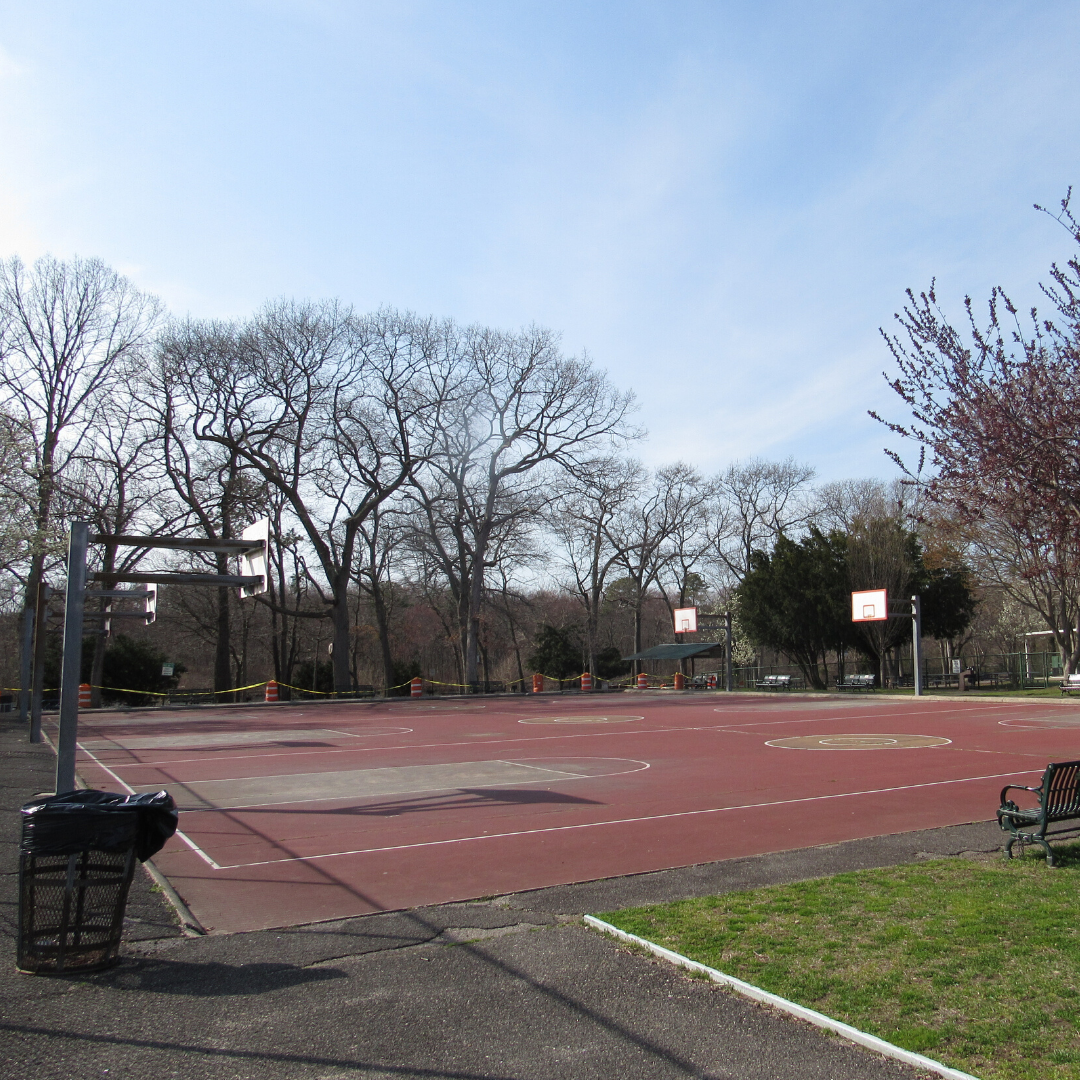 brady park massapequa basketball court